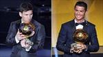 Danh hiệu Quả bóng vàng 2017: Ronaldo chiếm ưu thế trước Messi
