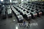 Mỹ quyết định sơ bộ về điều tra thép nhập khẩu từ Việt Nam