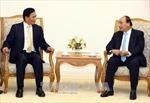 Thủ tướng tiếp Chủ tịch Tập đoàn Giai Nguyên (Hong Kong, Trung Quốc)