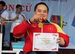 Việt Nam giành thêm 1 HCB cử tạ người khuyết tật
