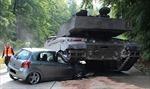 Nghìn lẻ một sự cố mà xe tăng chưa lâm trận đã gặp phải
