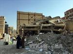 Động đất tại biên giới Iran-Iraq