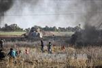 Tên lửa từ Gaza bắn vào Israel