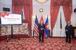 Tiếp tân đối ngoại thúc đẩy quan hệ Việt Nam - Hoa Kỳ