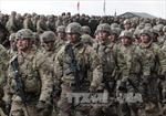 Mỹ tăng mạnh quân trên khắp thế giới
