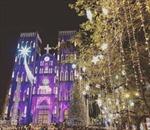 Những nhà thờ ở Hà Nội nên đến trong lễ Giáng Sinh