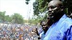 George Weah - Từ sân cỏ tới ghế tổng thống Liberia