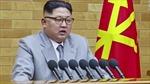 Nhà lãnh đạo Triều Tiên Kim Jong-un 'bắn' thông điệp gì qua bộ cánh mới diện đầu năm?