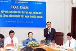Hỗ trợ dạy và học tiếng Việt trong cộng đồng người Việt ở nước ngoài