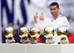 Phí giải phóng hợp đồng, chưa ai qua nổi Cristiano Ronaldo