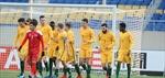 Australia thắng đậm Syria 3 - 1, tạm dẫn đầu bảng D