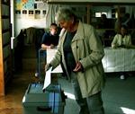 Tỷ lệ cử tri Séc đi bỏ phiếu bầu tổng thống khá cao