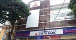 Nhiều ngân hàng tại Hà Nội vi phạm về biển quảng cáo
