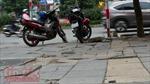 Chủ trương lát đá vỉa hè ở Hà Nội đã bị các quận, huyện 'bóp méo'