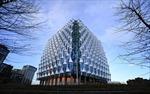 Có gì trong đại sứ quán tỉ đô Mỹ vừa mở cửa tại London?