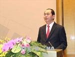 Xây dựng quan hệ đối tác nghị viện có trách nhiệm vì hòa bình và phát triển bền vững