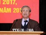 Cán bộ Văn phòng Trung ương Đảng cần chủ động, linh hoạt trong công tác, tránh hành chính hóa