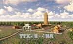 Xây dựng Đại bảo tháp và Thiền viện Trúc Lâm Tháp Mười
