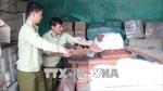 Bắt vụ vận chuyển 1,7 tấn gỗ hương, gỗ trắc không hóa đơn