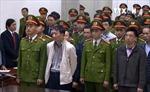 Tuyên án bị cáo Trịnh Xuân Thanh và đồng phạm