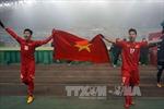 VCK U23 châu Á 2018: U23 Việt Nam đặt mục tiêu vào trận chung kết