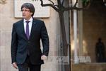 Tòa án Tây Ban Nha từ chối yêu cầu phát lại lệnh bắt giữ cựu Thủ hiến Catalonia