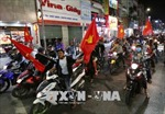 Đà Nẵng huy động 100% lực lượng bảo đảm giao thông trận U23 Việt Nam-Qatar