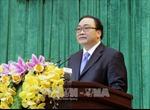 Bí thư Thành ủy Hà Nội: Xây dựng Thủ đô xứng tầm khu vực và thế giới