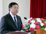 Đoàn công tác Ban Bí thư dự Hội nghị kiểm điểm của Ban Thường vụ Tỉnh ủy Đắk Lắk