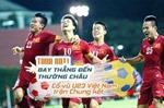 'Cháy' tour tiếp lửa cho đội tuyển bóng đá U23 Việt Nam