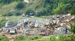 Bốn người thương vong do nổ mìn khai thác đá