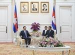 Việt Nam - Campuchia thắt chặt hợp tác an ninh có hiệu quả