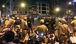 Xử lý gần 800 xe máy vi phạm khi 'đi bão' cổ vũ U23 Việt Nam