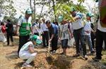 Caravan Doanh nhân 'Báo chí cùng Doanh nghiệp chung tay bảo vệ môi trường' lần thứ 4