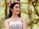 Ngắm vẻ đẹp thiên thần của nữ sinh 9X Đà Nẵng