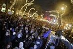 Hunggari: Biểu tình phản đối hiến pháp mới