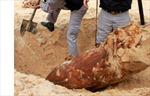 Phát hiện, xử lý quả bom nặng 360kg