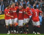 Man City 2-3 Man Utd: Phục hận chưa... sướng!