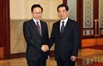 Tổng thống Hàn Quốc thăm chính thức Trung Quốc