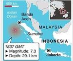 Động đất làm rung chuyển đảo Sumatra