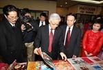 Tổng Bí thư Nguyễn Phú Trọng: Báo chí phải phục vụ lợi ích của Đảng, của nhân dân