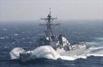 Hải quân Mỹ giải cứu thêm tàu Iran gặp nạn