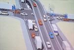 Hà Nội: Tranh thủ Tết xây hai cầu vượt