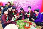 Xác lập kỷ lục mặc trang phục và hát quan họ tại Hội Lim