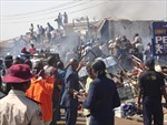 Gia tăng khủng bố tại Nigiêria