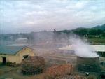 Hòa Bình quyết tâm xóa lò gạch gây ô nhiễm