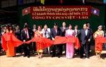 Sôi nổi khởi động Năm Đoàn kết, Hữu nghị Lào-Việt Nam