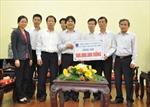 PTSC ủng hộ tiểu thương chợ Trung tâm Quảng Ngãi 500 triệu đồng