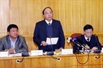 Phó Thủ tướng Nguyễn Xuân Phúc: Hà Nội cần xây dựng các điểm đỗ xe cho người dân
