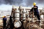 Xuất khẩu dầu của Irắc có dấu hiệu sa sút